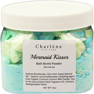 Mermaid Kisses Bath Bombs Crumble