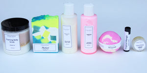 Spa Gift Set - Pampering Bath & Body Gifts For Women