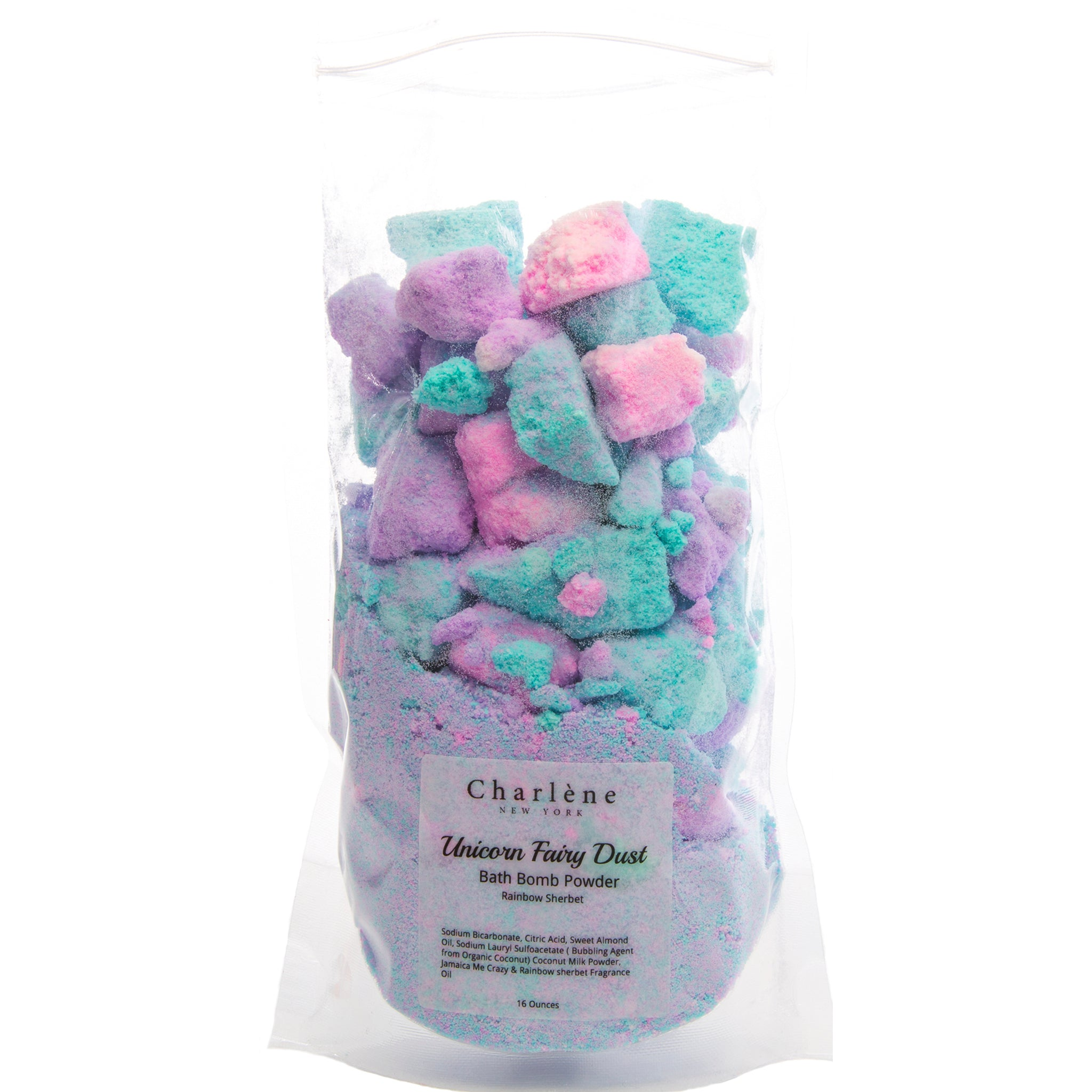 Unicorn Bath Bomb Fizzy