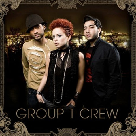 GROUP 1 CREW CD