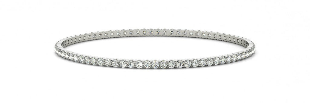 1.75 ct Diamond Eternity Bangle