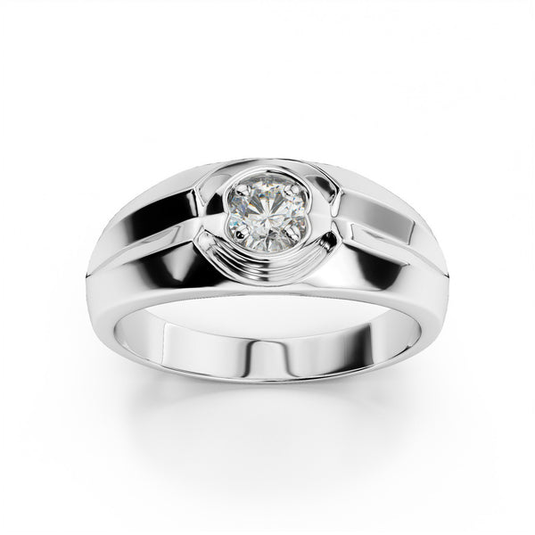 0.25 ct Diamond Men's Ring