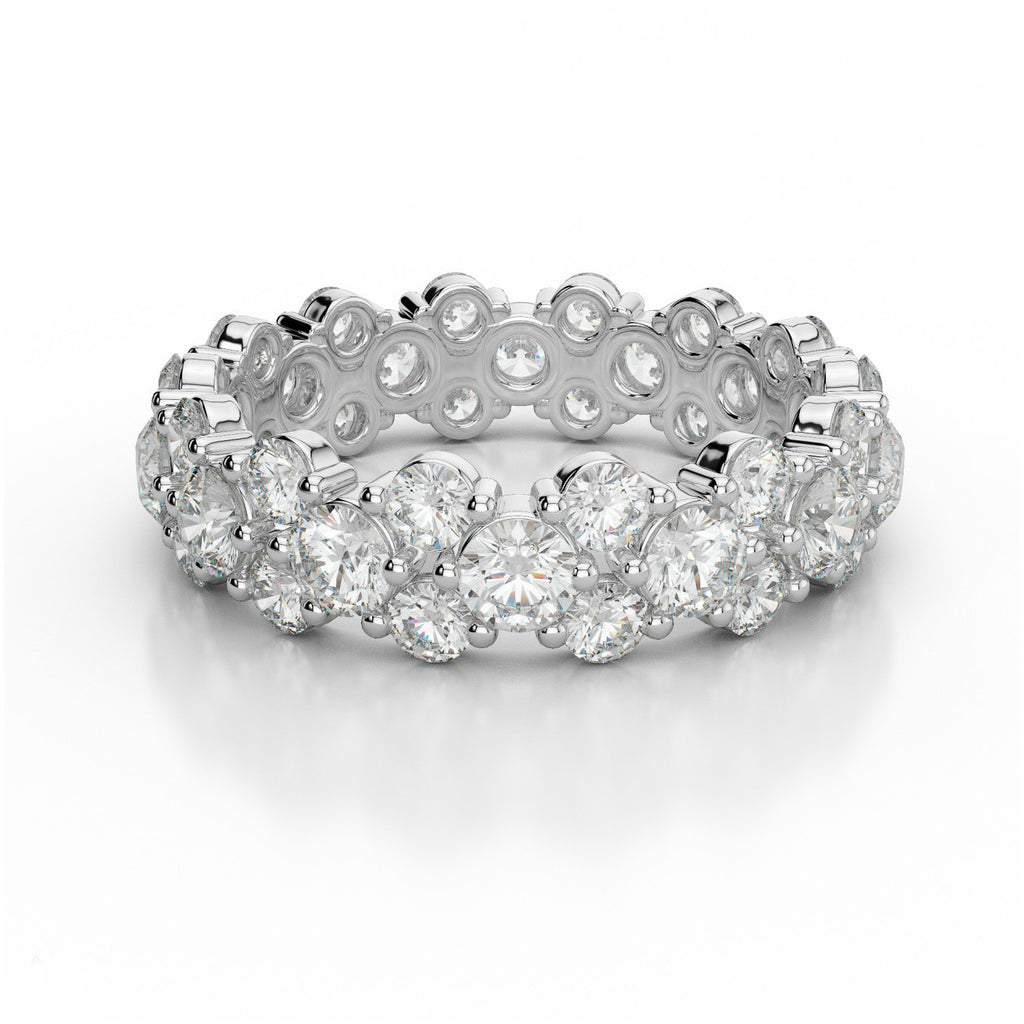 Garland Diamond Eternity Ring