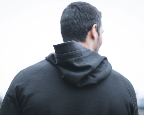 Men's Merino Contour Jacket 2.0