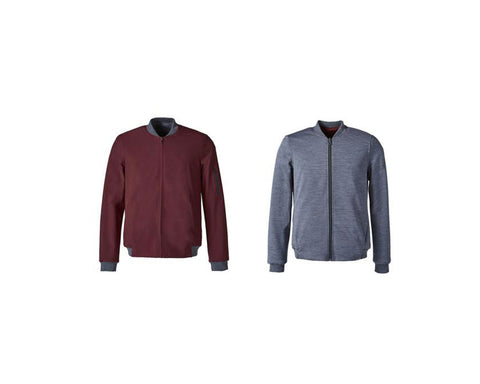 Men's Minimal Jacket Reversible