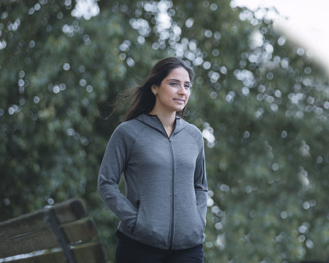 Women's Light Merino Jacket
