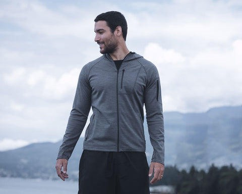 Men's Light Merino Jacket
