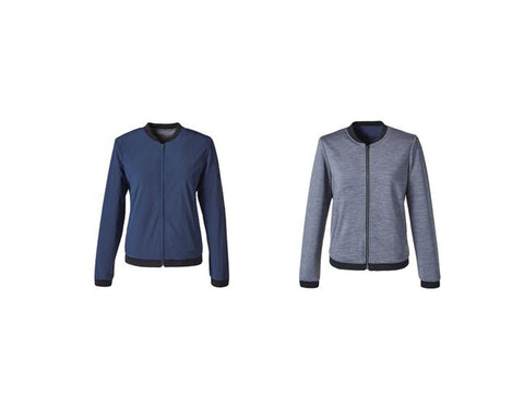 Women's Minimal Jacket Reversible
