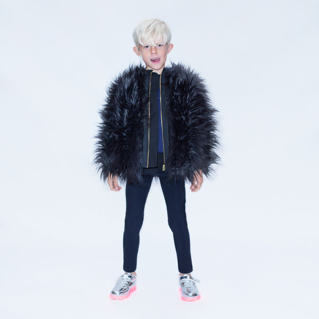 Big Bang Fake Fur