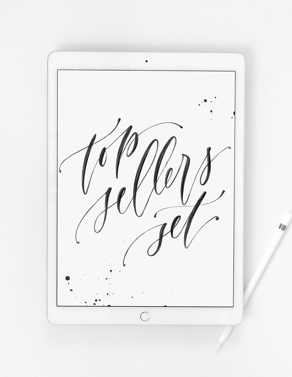 Top Sellers Set - ProCreate Calligraphy Brush