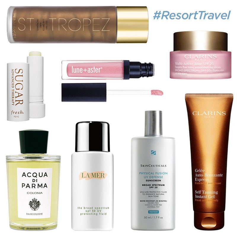 MARLA'S BEAUTY BLOG: PACKING ESSENTIALS FOR A PALM BEACH WINTER ESCAPE