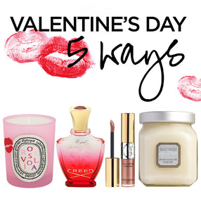 5 WAYS TO CELEBRATE VALENTINES DAY