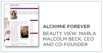 ALCHIMIE FOREVER July 2012