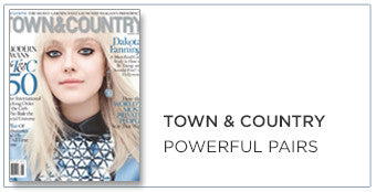 TOWN & COUNTRY August 2014