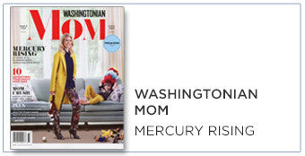 WASHINGTONIAN MOM August 2013