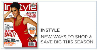 INSTYLE November 2012