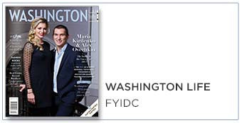 WASHINGTON LIFE January 2014