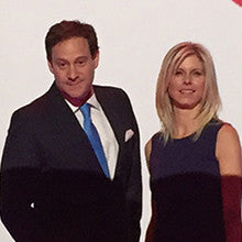 MARLA MALCOLM BECK  & BARRY BECK at Macy's Big Meeting