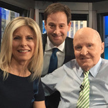 MARLA MALCOLM BECK  & BARRY BECK with Jack Welch