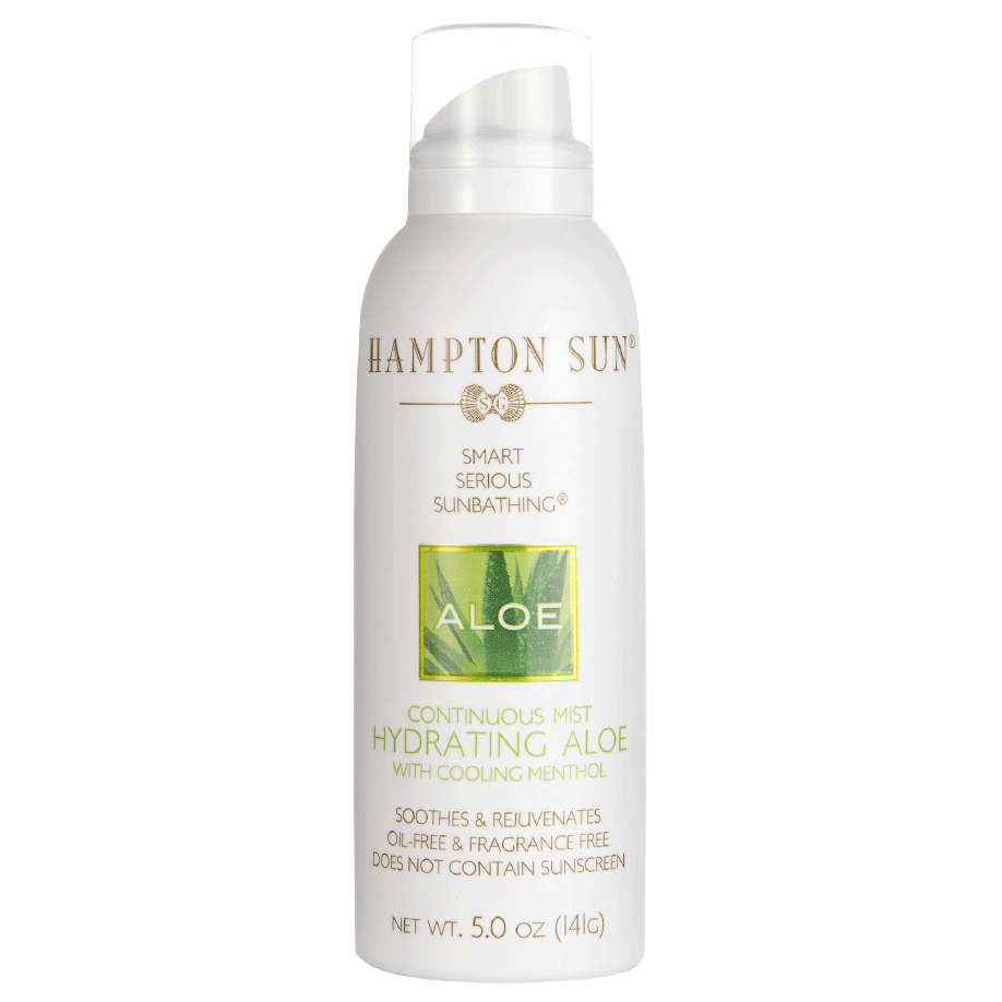 Hampton Sun Hydrating Aloe Mist