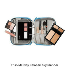 Trish McEvoy Power of Makeup Planner Kalahari Sky