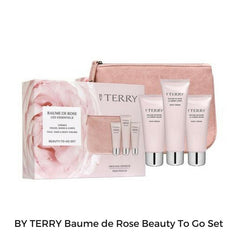 By Terry Baume de Rose Beauty To Go Set
