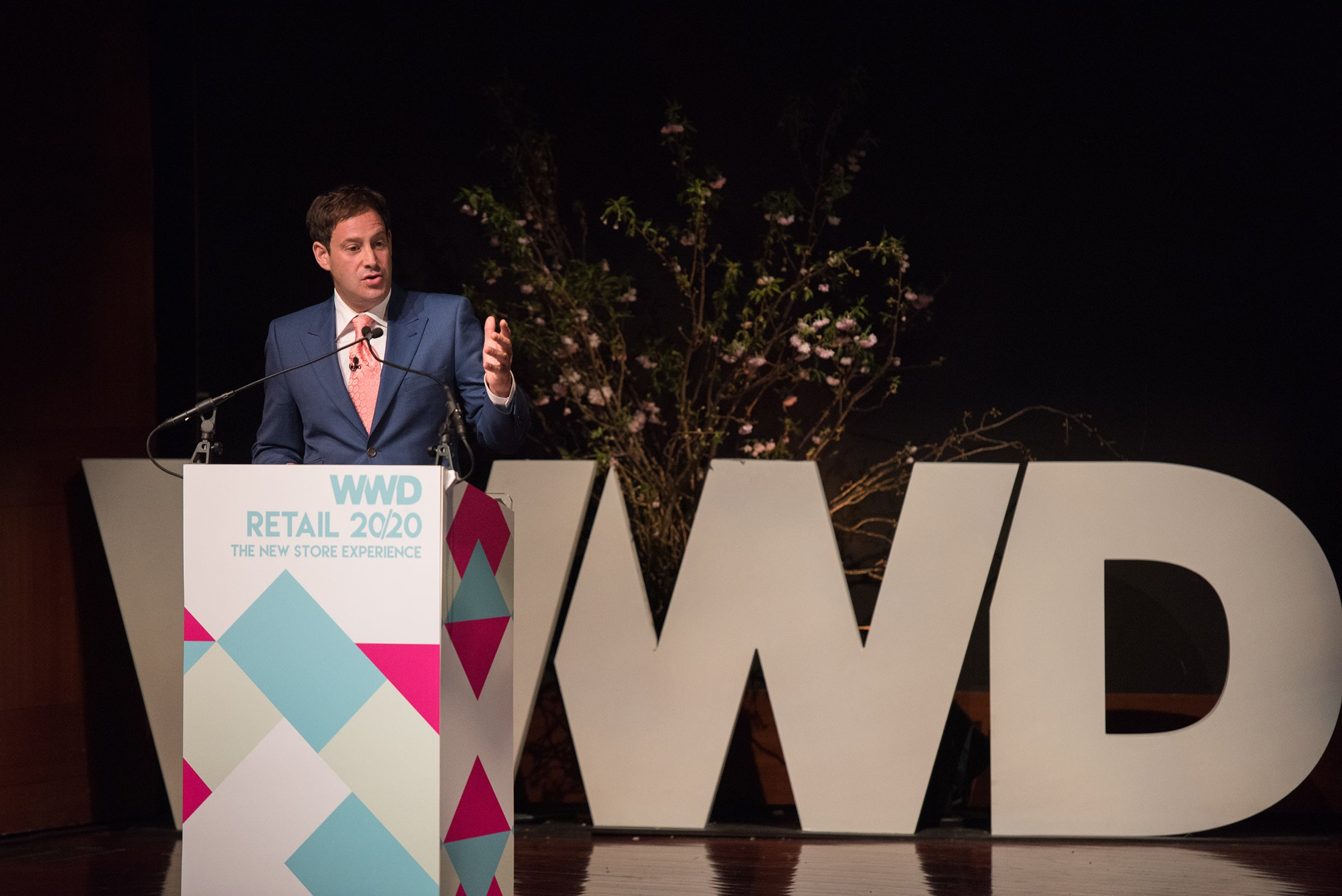 Barry Beck, Bluemercury Chief Operating Officer, speaks on the future of retail at the 2016 WWD Retail 20/20 Summit.