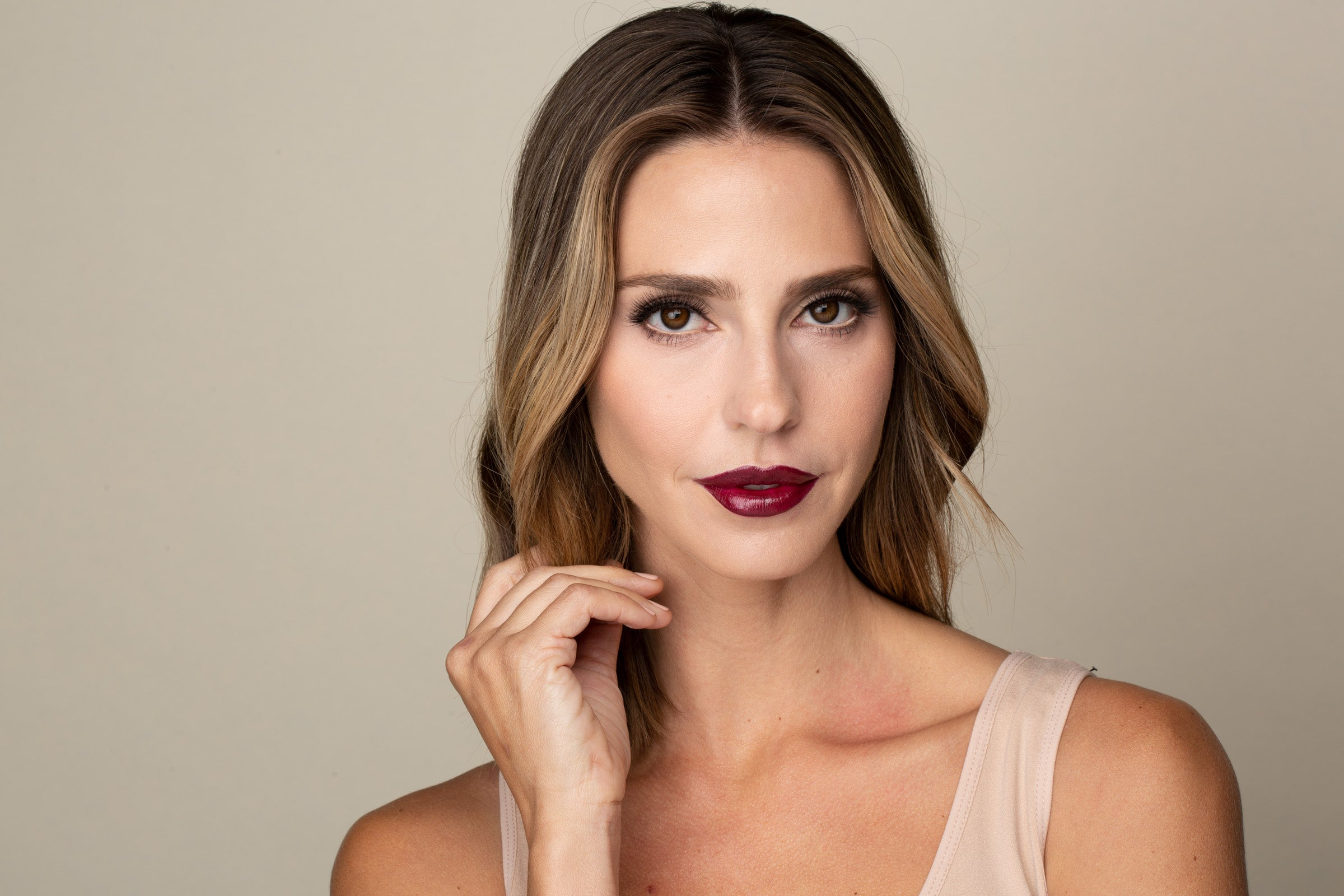 Deep Berries & Soft Blush Look Preview