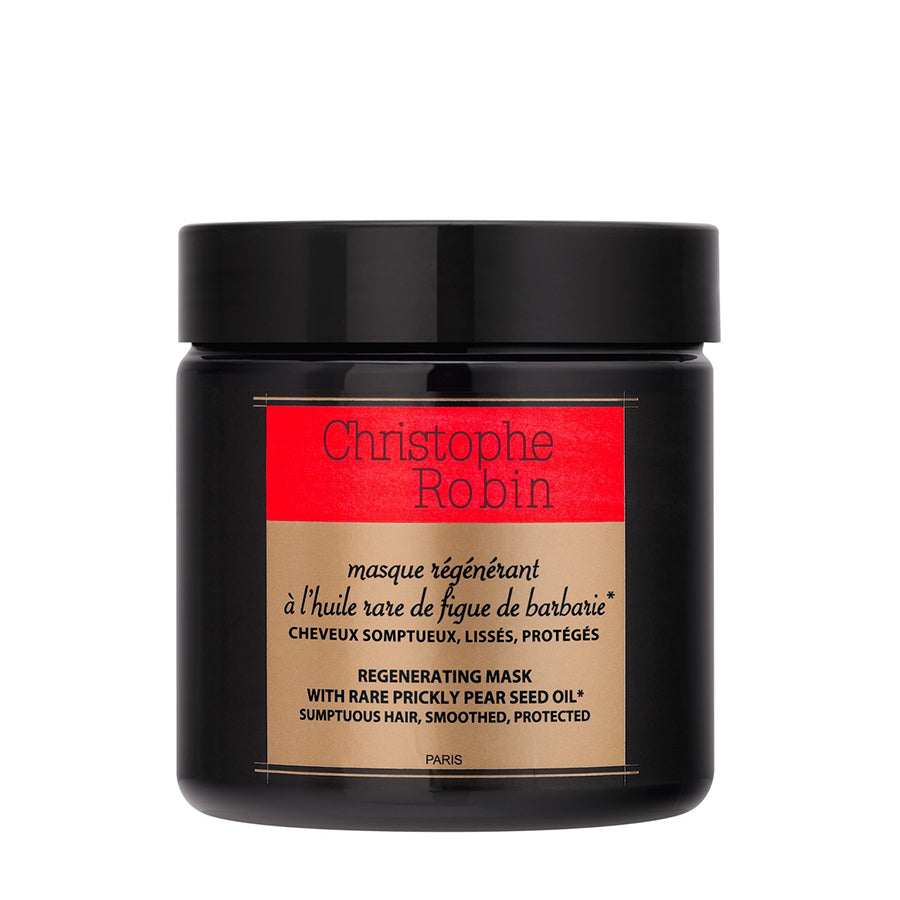 Christophe Robin Regenerating Mask with Rare Prickly Per Seed Oil