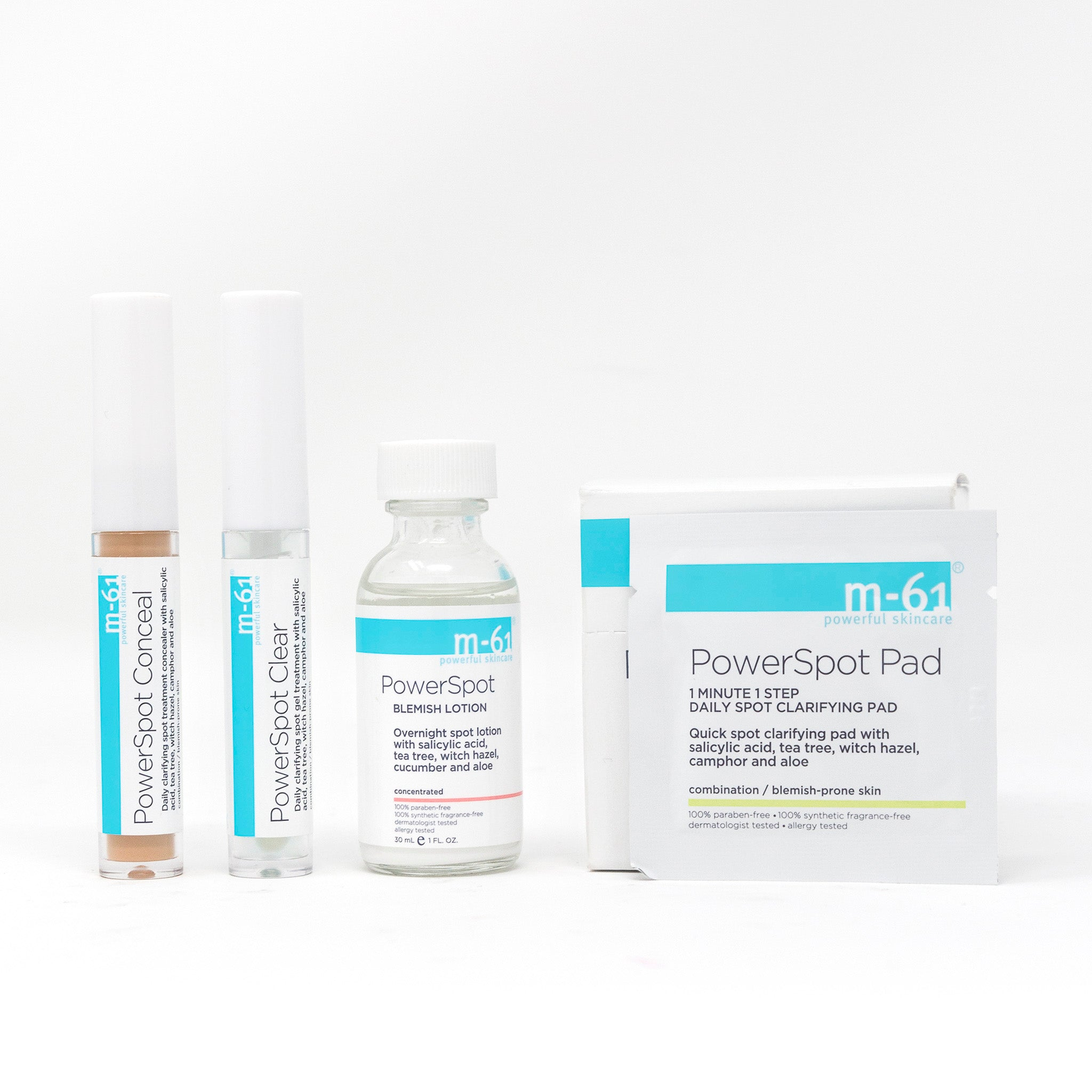 The PowerSpot Collection