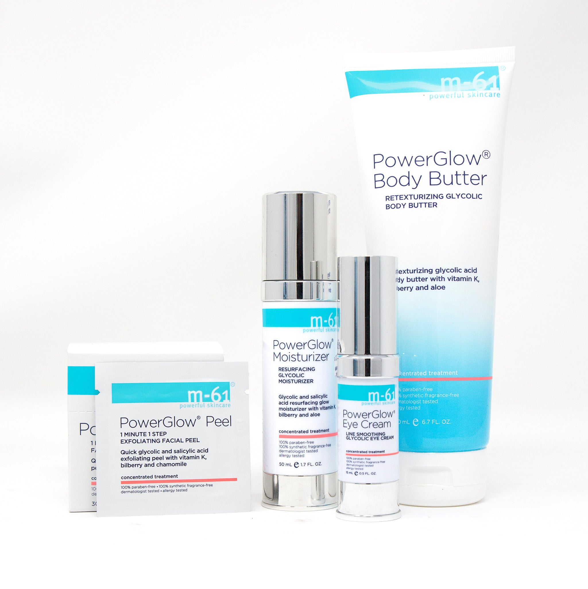 The Powerglow Collection