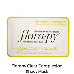 Florapy Clear Complexion Sheet Mask