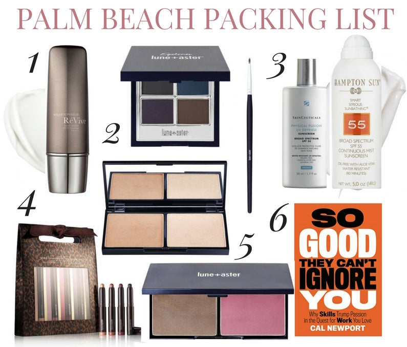 Palm Beach Packing List _ MBB