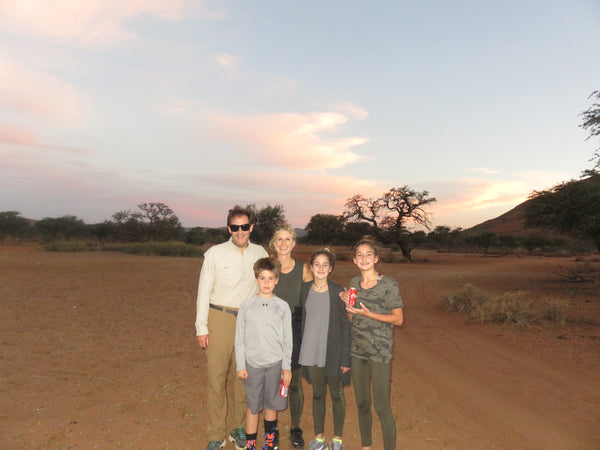 Beck Family in Africa