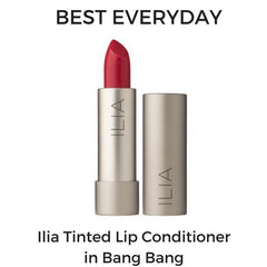 Ilia Tinted Lip Conditioner in Bang Bang