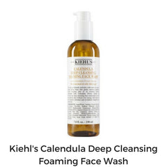 Kiehls Since 1851 Calendula Deep Cleansing Foaming Face Wash
