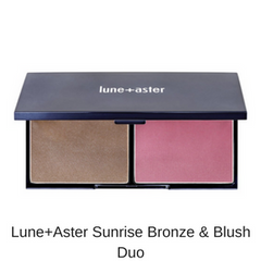 Lune+Aster Sunrise Bronze & Blush Duo