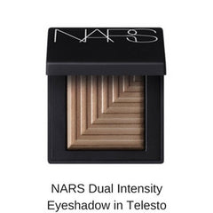 NARS Dual Intensity Eyeshadow in Telesto