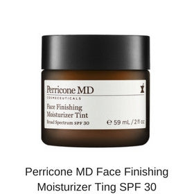 Perricone MD Face Finishing Moisturizer Ting SPF 30