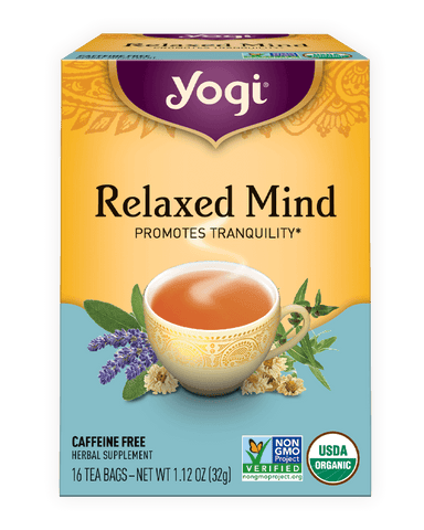 Yogi Relaxed Mind Tea