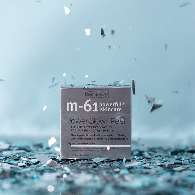 M-61 Anniversary PowerGlow® Peel