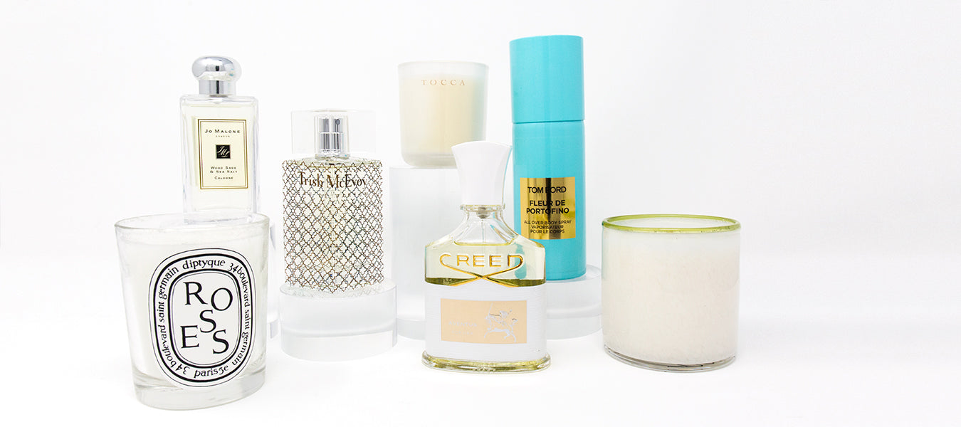 The best aromatic products of 2017