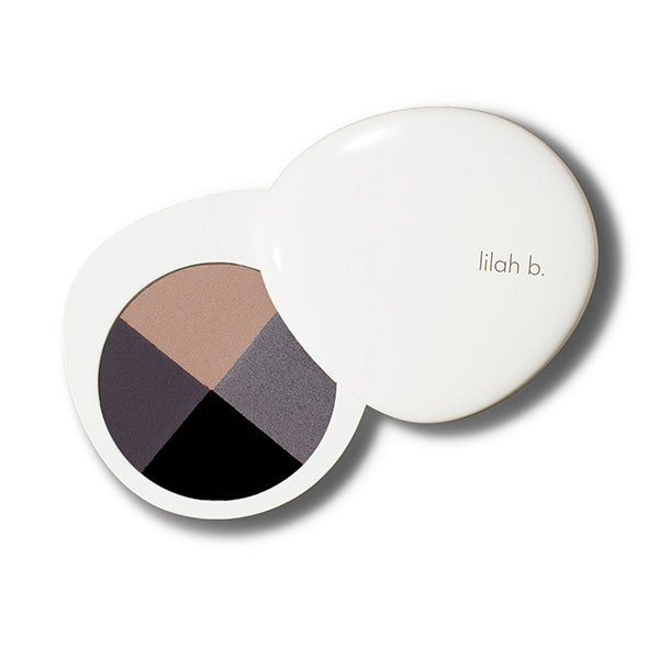 Lilah B Palette Perfection Eye Quad in B Fabulous