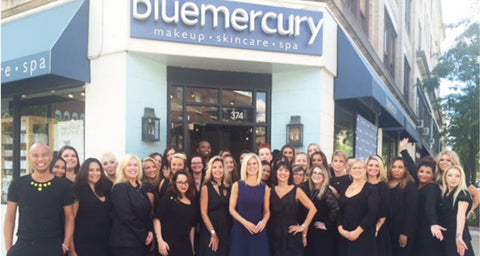 Bluemercury beauty experts