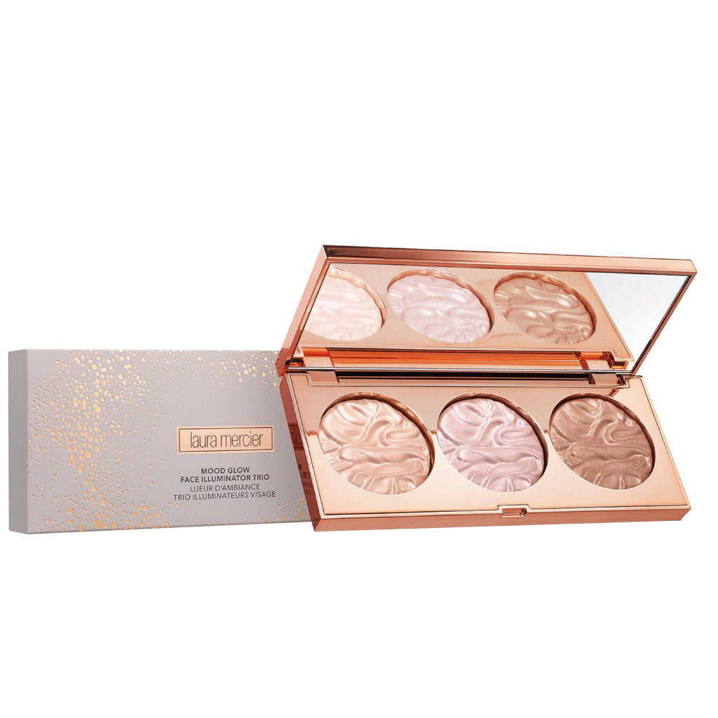 Laura Mercier Mood Glow Face Illuminator Trio