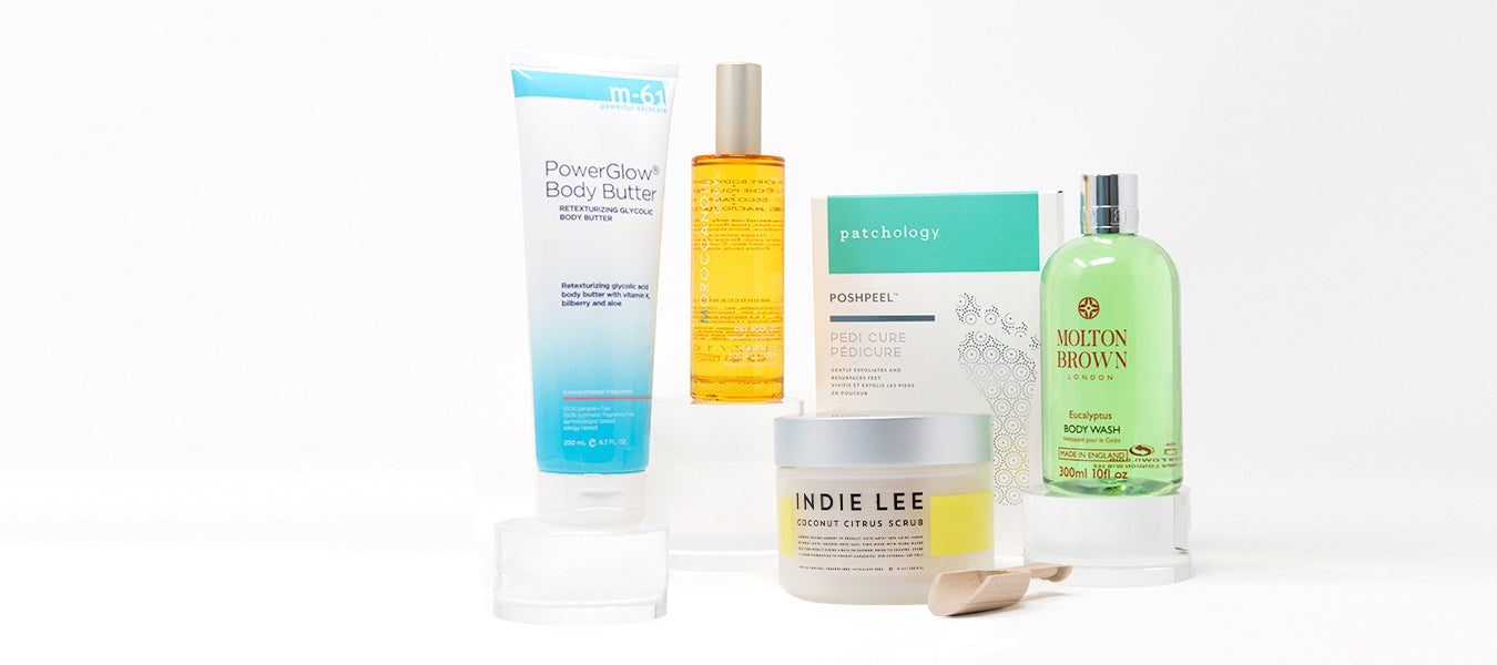 The best body products of 2017