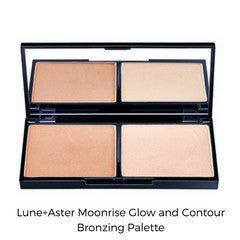 Lune+Aster moonrise glow and contour bronzing palette