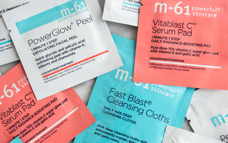 M-61 colorful packettes