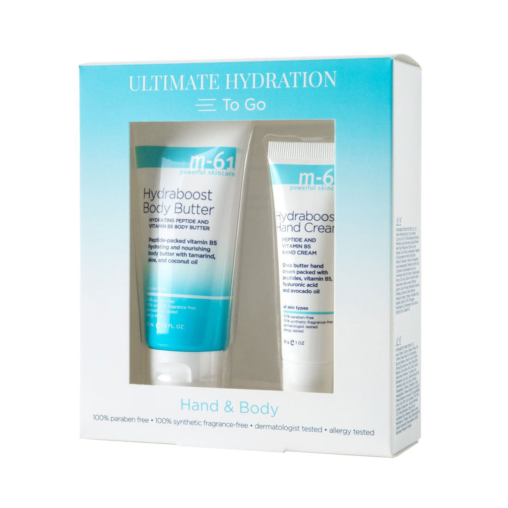 M-61 Ultimate Hydration Hand & Body To Go