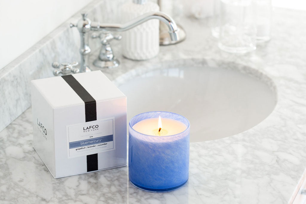 Bluemercury x LAFCO Spa Candle